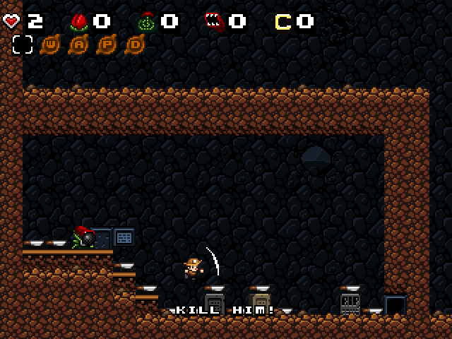 Screenshot of 'chained