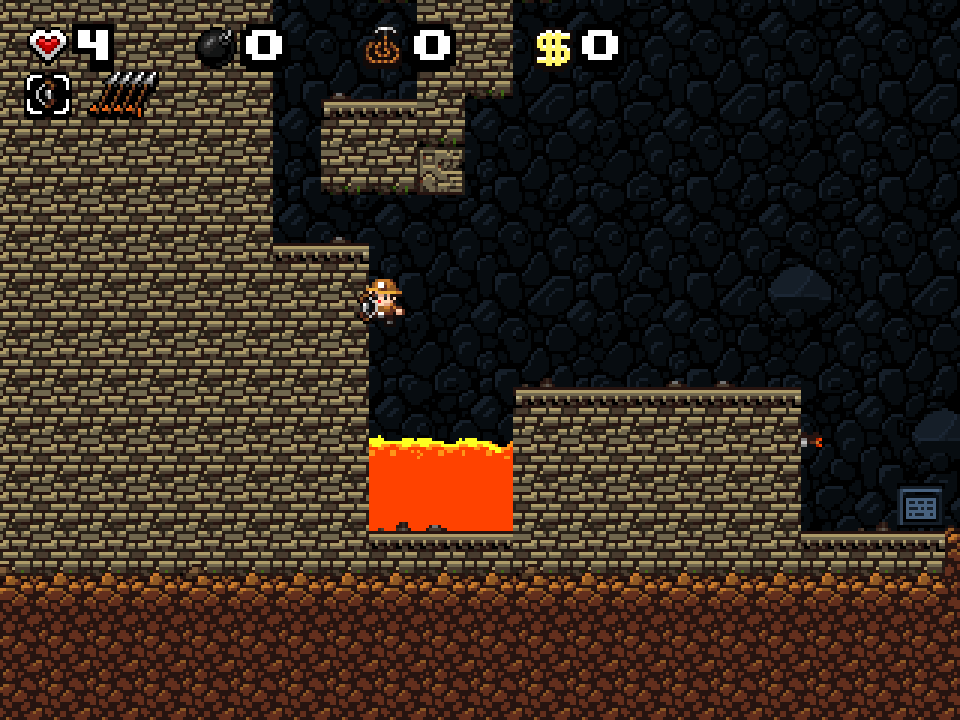 Screenshot of Archer Man