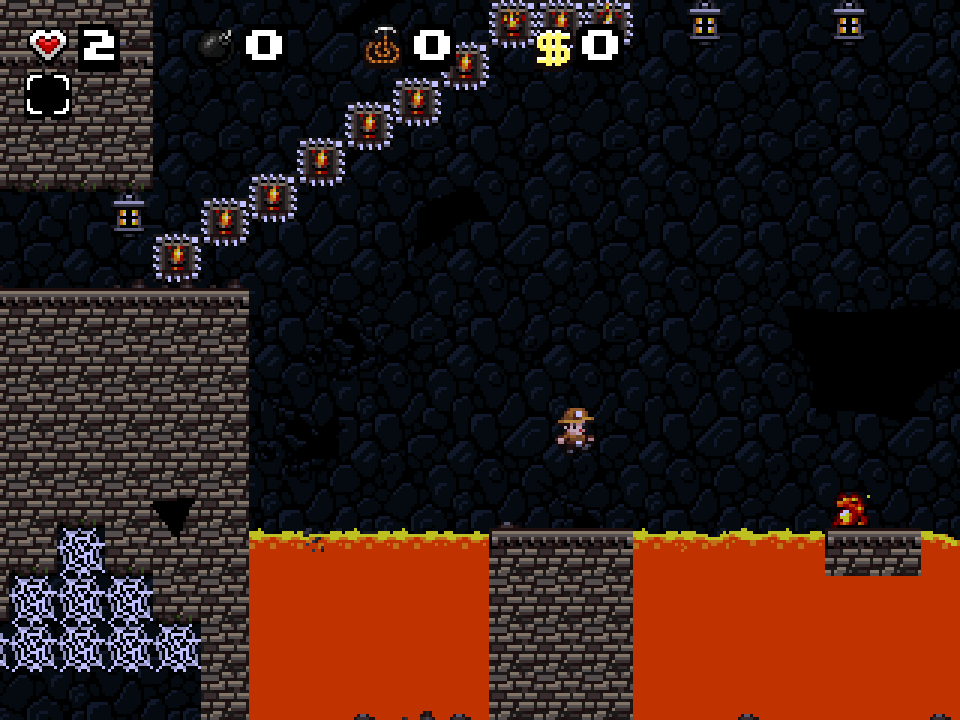 Screenshot of Dracula castle