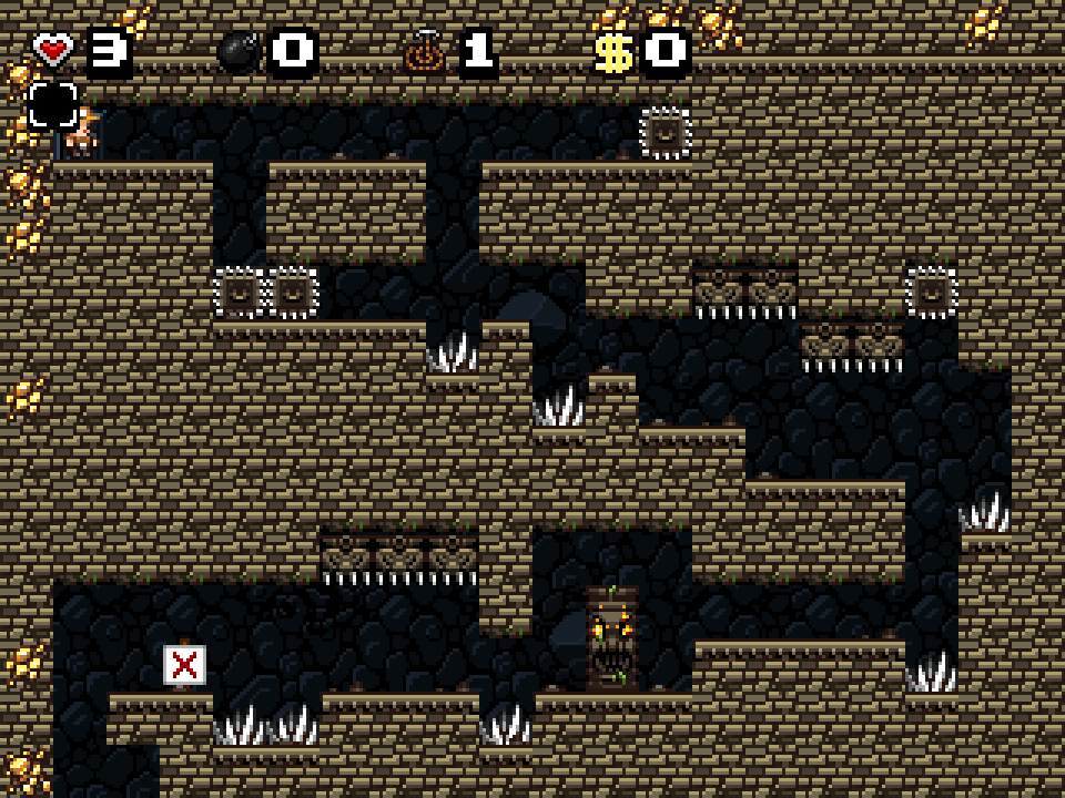 Screenshot of Grim Gauntlet