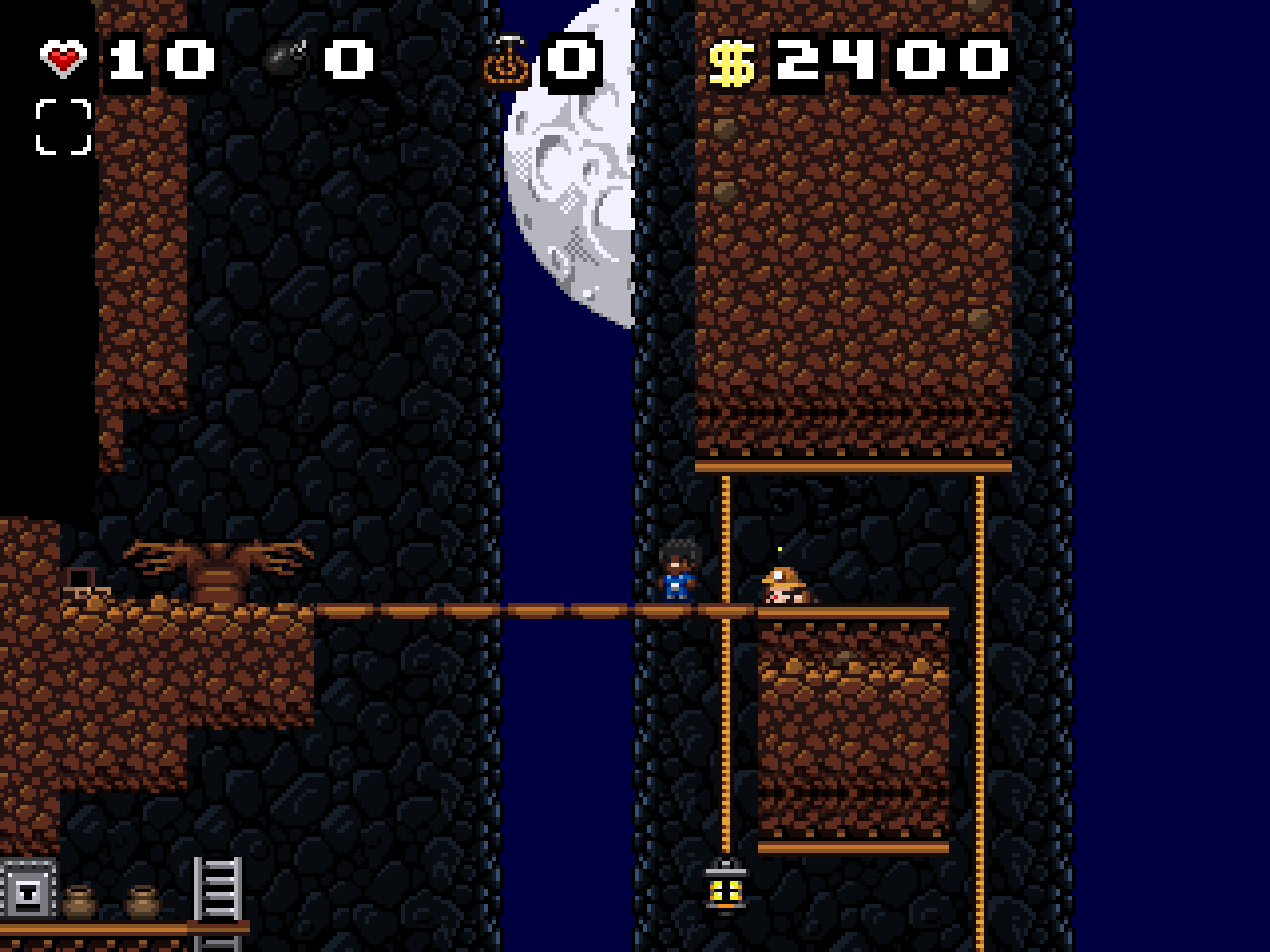 Screenshot of Moonstones