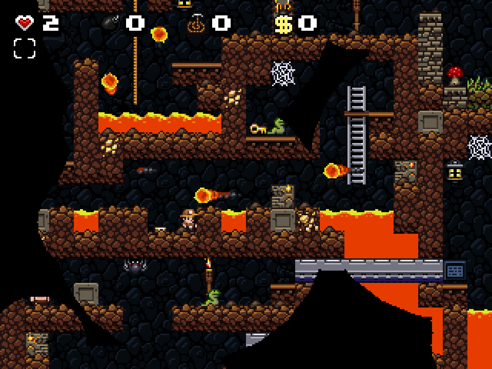 Screenshot of Mucho Magma