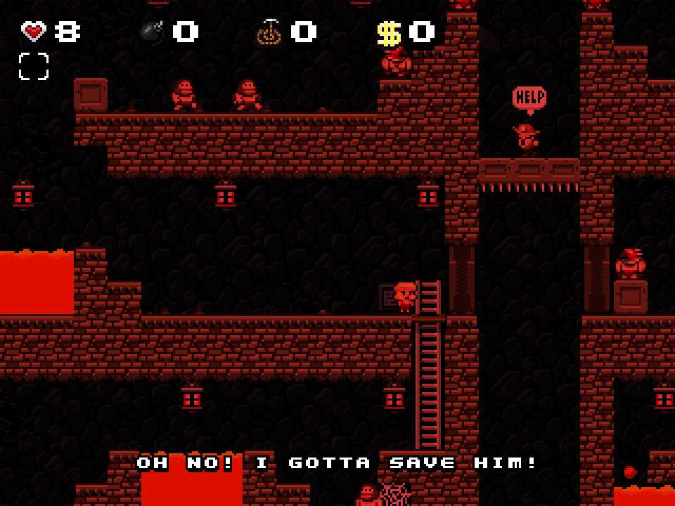 Screenshot of Red Hot Rescue