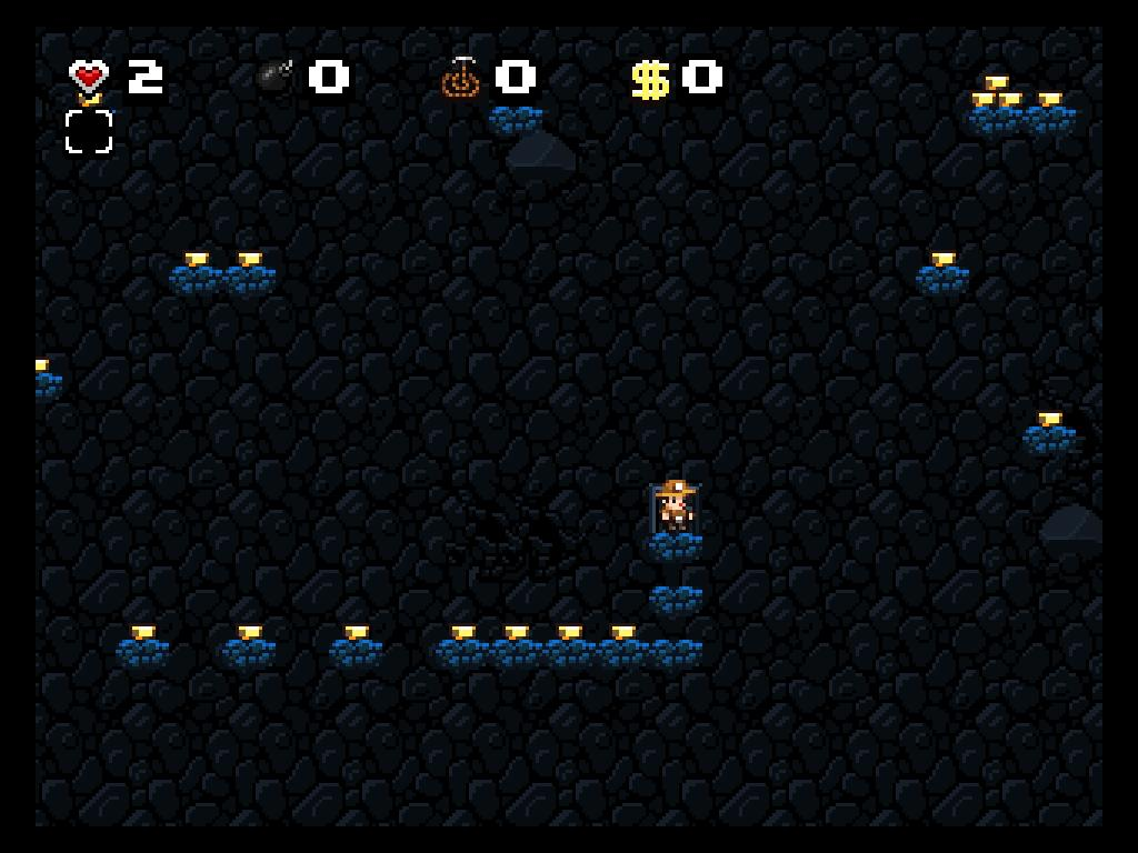 Screenshot of Spelunky Freerunner3
