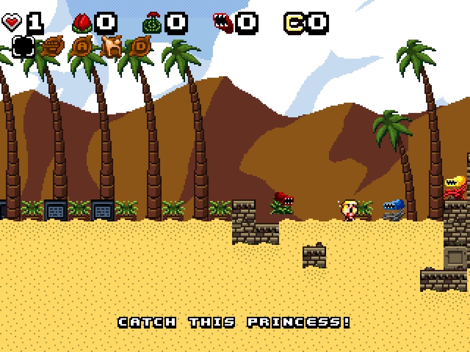 Screenshot of Super ninja 4