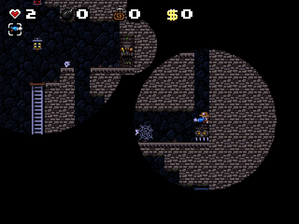 Screenshot of Temple of Dimensions