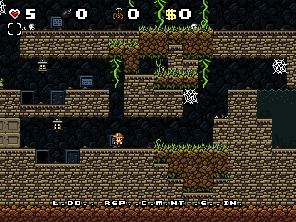 Screenshot of Temple of Trog
