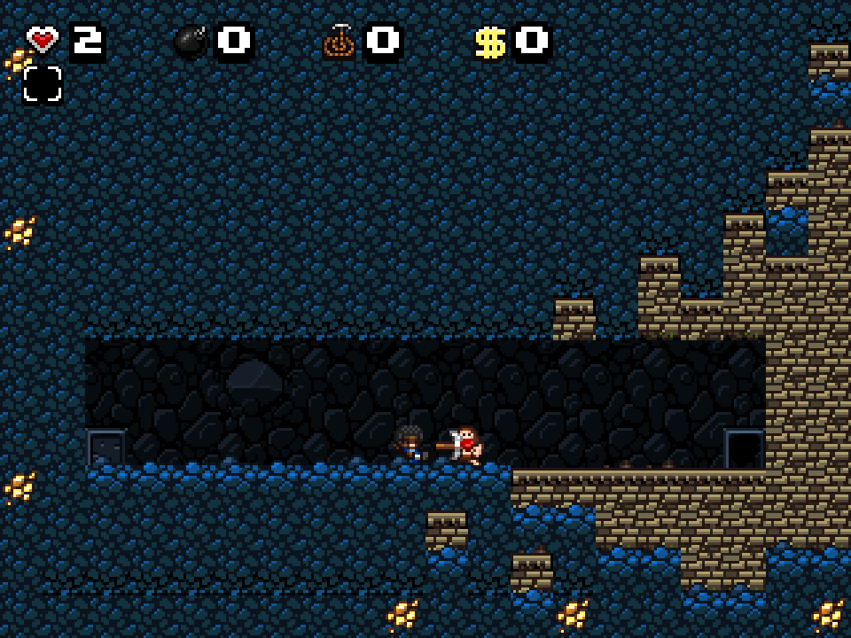 Screenshot of The adventure of Tunelman