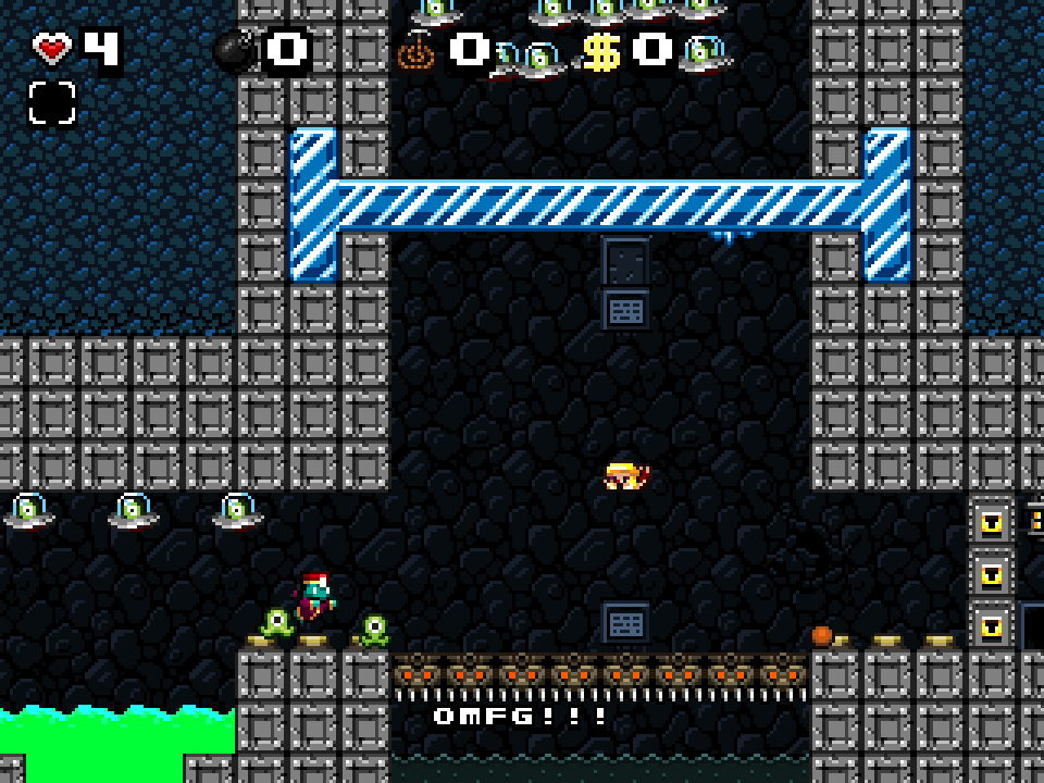 Screenshot of Tunels war